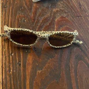 Oakley sunglasses.